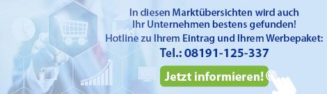 Marktübersichten Hotline