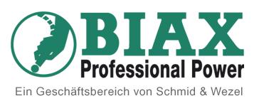 BIAX Schmid & Wezel GmbH & Co. KG