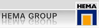 Logo HEMA GROUP