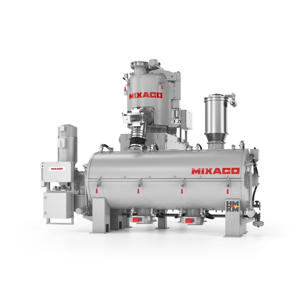 MIXACO Maschinenbau