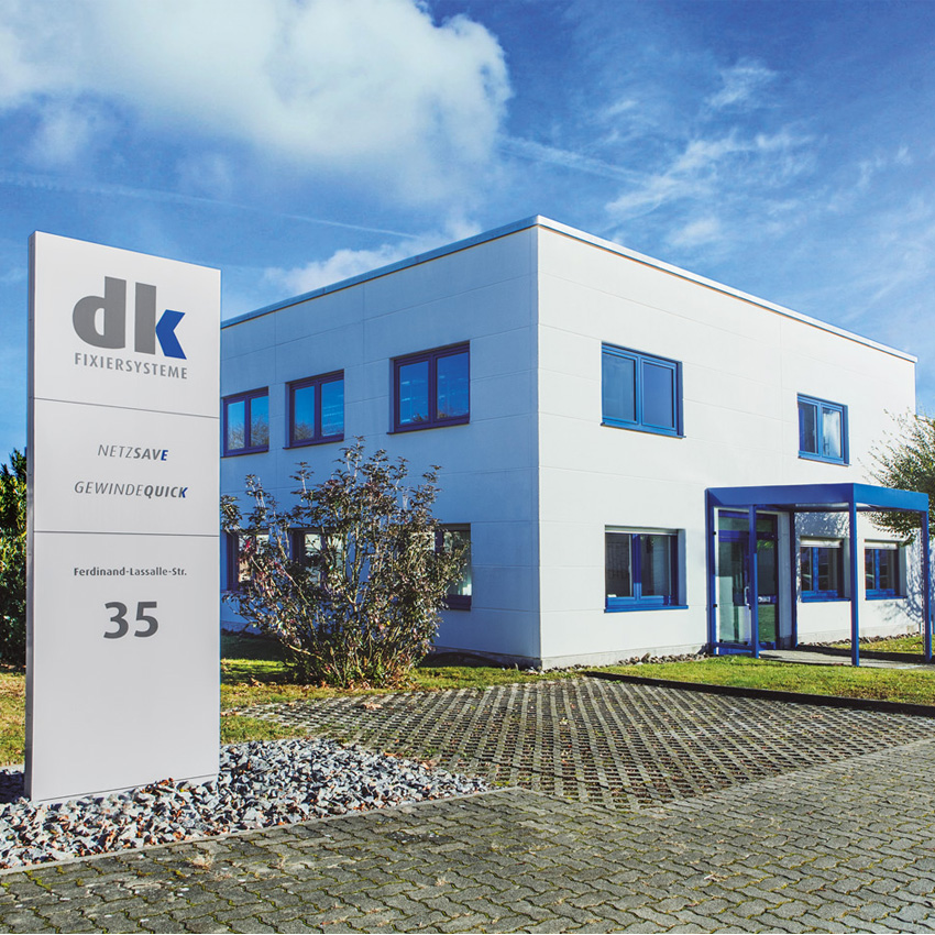 dk FIXIERSYSTEME GmbH & Co KG