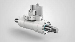 Servozylinder hydraulisch Bild Hannover Messe