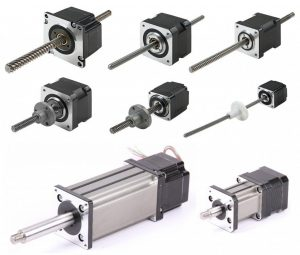 Linear-Aktuatoren Bild KOCO Motoren