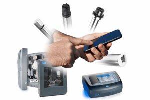 Mobile Sensor Management bild HACH