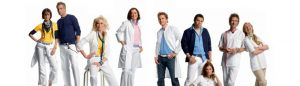 Arbeitskleidung Medizin Pflege Bild Berufsmode 24