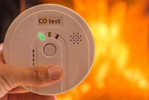 Kohlenmonoxidtester Bild Fotolia