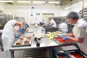 Arbeitskleidung Lebensmittel Bild Fotolia