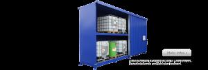 Brandschutzcontainer Bild protecto