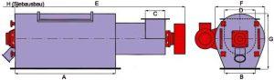 Wirbelstromsiebmaschine Bild Ruberg