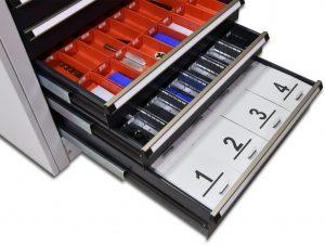 Werkzeugschrank automatisiert Bild STB