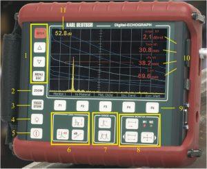 digitales-ultraschallgerät
