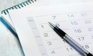 Kalender Bild Fotolia