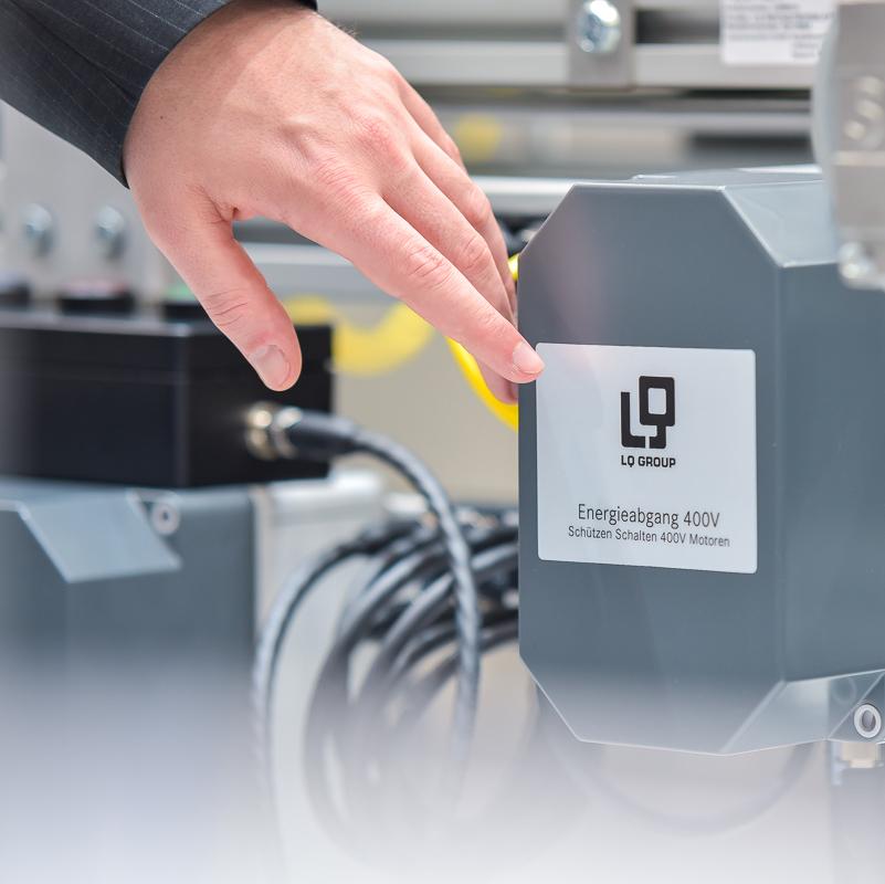 LQ Mechatronik-Systeme GmbH