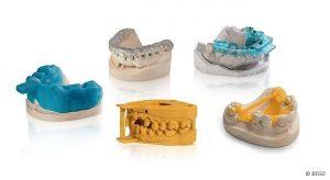 3D Druck für Zahnmedizin