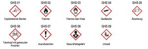 Gefahrstoffkennzeichung