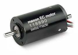 EC motor Bild maxon