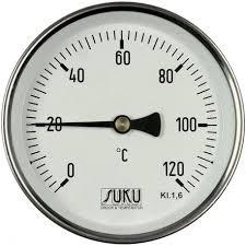 Zeigerthermometer