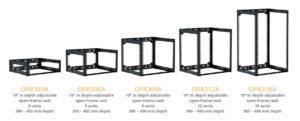 open frame racks